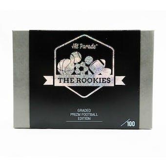 2020 Hit Parade The Rookies Prizm Football Edition Series 16 Hobby Box /100 - Dak-Wilson-Herbert