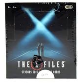X-Files Seasons 10 & 11 Trading Cards Box (Rittenhouse 2018)