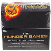 HUGE The Hunger Games Premium Trading Cards Box Lot - $60,000+ SRP! 1,200+ Boxes!
