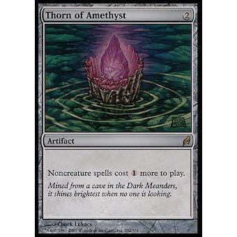 Magic the Gathering Lorwyn Single Thorn of Amethyst FOIL - MODERATE PLAY (MP)