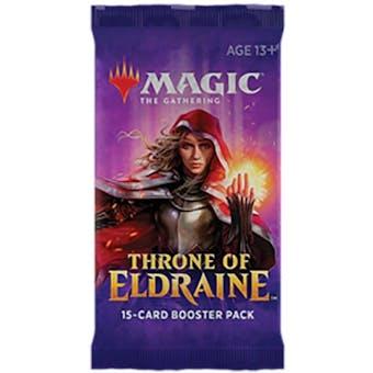 Magic the Gathering Throne of Eldraine Draft Booster Box