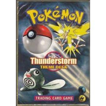 WOTC Pokemon Thunderstorm Theme Deck (Sealed)
