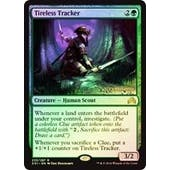 Magic the Gathering Shadows Over Innistrad Single Prerelease Promo Tireless Tracker - NEAR MINT (NM)
