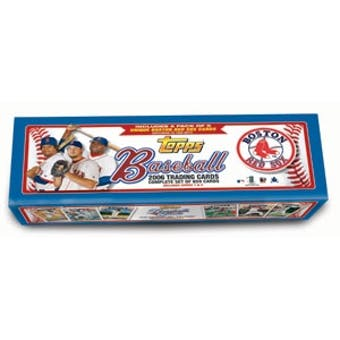 2006 Topps Factory Set Baseball (Box) (Boston Red Sox)