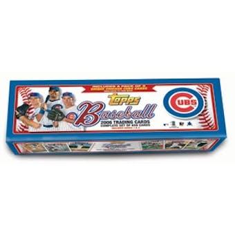 2006 Topps Factory Set Baseball (Box) (Chicago Cubs)