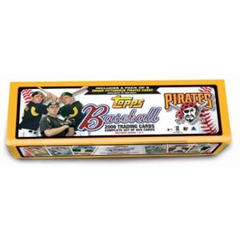 2006 Topps Factory Set Baseball (Box) (Pittsburgh Pirates)