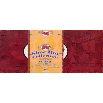 2004 Topps Shoebox Baseball Factory Set (Box)