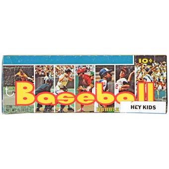 1973 Topps Baseball 5th Series Wax Box
