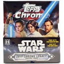 Star Wars Chrome Legacy Hobby Box (Topps 2019)