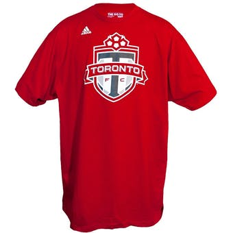 Toronto FC Adidas The Go To Red Tee Shirt (Adult XL)