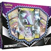 Pokemon Toxtricity V 6-Box Case (Presell)