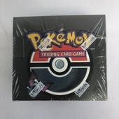 Pokemon Team Rocket 1st Edition Booster Box WOTC Sharp corners