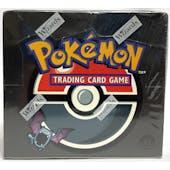 Pokemon Team Rocket 1st Edition Booster Box WOTC