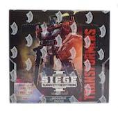 Transformers TCG: War for Cybertron Siege Booster Box