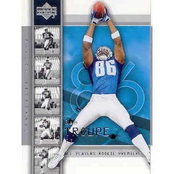 2004 Upper Deck BEN TROUPE 140 Card Lot - only one available!