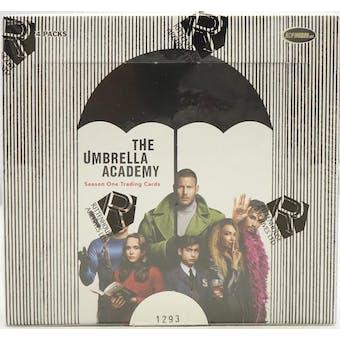 The Umbrella Academy Season 1 Trading Cards Box (Rittenhouse 2020)