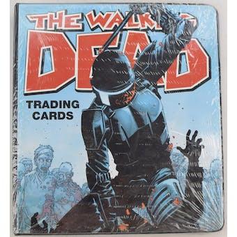 Cryptozoic The Walking Dead Comic Album