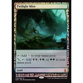 Magic the Gathering Zendikar Expedition Single Twilight Mire FOIL - SLIGHT PLAY (SP)
