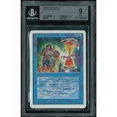 Magic the Gathering Unlimited Timetwister BGS 9 (9, 9.5, 9, 9)