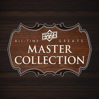 2016 Upper Deck All-Time Greats Master Collection- Dacw Live 31 Spot Random Hit Break 1