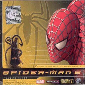 Spiderman 2 Hobby Box (2004 Upper Deck)
