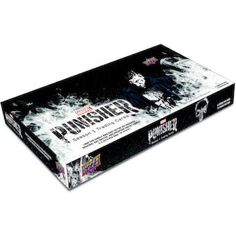 Marvel The Punisher Trading Cards Hobby Box (Upper Deck 2020)