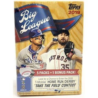 2019 Topps Big League Baseball Blaster Box