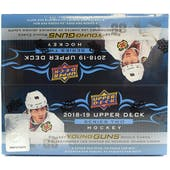 2018/19 Upper Deck Series 2 Hockey 24-Pack Box