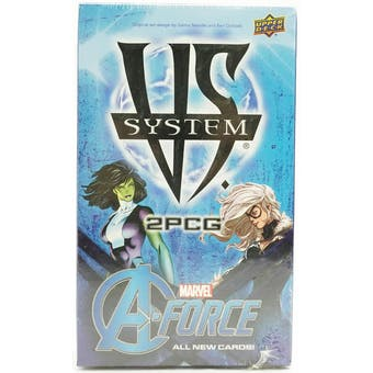 Vs System 2PCG: A-Force Expansion (Upper Deck)