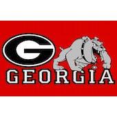 Georgia Bulldogs Officially Licensed NCAA Apparel Liquidation - 200+ Items, $10,200+ SRP!