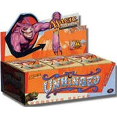 Magic the Gathering Unhinged Booster Box (Reed Buy)