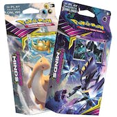 Pokemon Sun & Moon: Unified Minds Theme Deck Set of 2