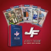 2021 Jersey Fusion All Sports Edition Hobby Pack (Presell)