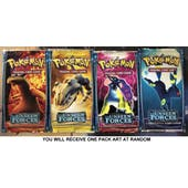 Pokemon EX Unseen Forces SINGLE Booster Pack 78% weigh HEAVY