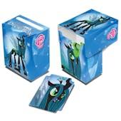 Ultra Pro My Little Pony Queen Chrysalis Deck Box 60ct Case
