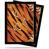 Ultra Pro Mage Wars Tiger Stripes Standard 50ct Deck Protectors