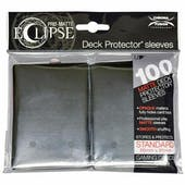 Ultra Pro Matte Eclipse Card Sleeves - Jet Black (100 Ct.)