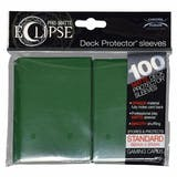 Ultra Pro Matte Eclipse Card Sleeves - Forest Green (100 Ct.)