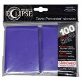 Ultra Pro Matte Eclipse Card Sleeves - Royal Purple (100 Ct.)