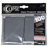 Ultra Pro Matte Eclipse Card Sleeves - Smoke Grey (100 Ct.)