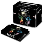 Ultra Pro Magic the Gathering Symbols Deck Box (w/ Life Counters)