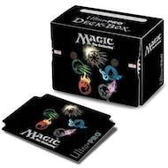 Ultra Pro Magic the Gathering Symbols Deck Box (w/ Life Counters)