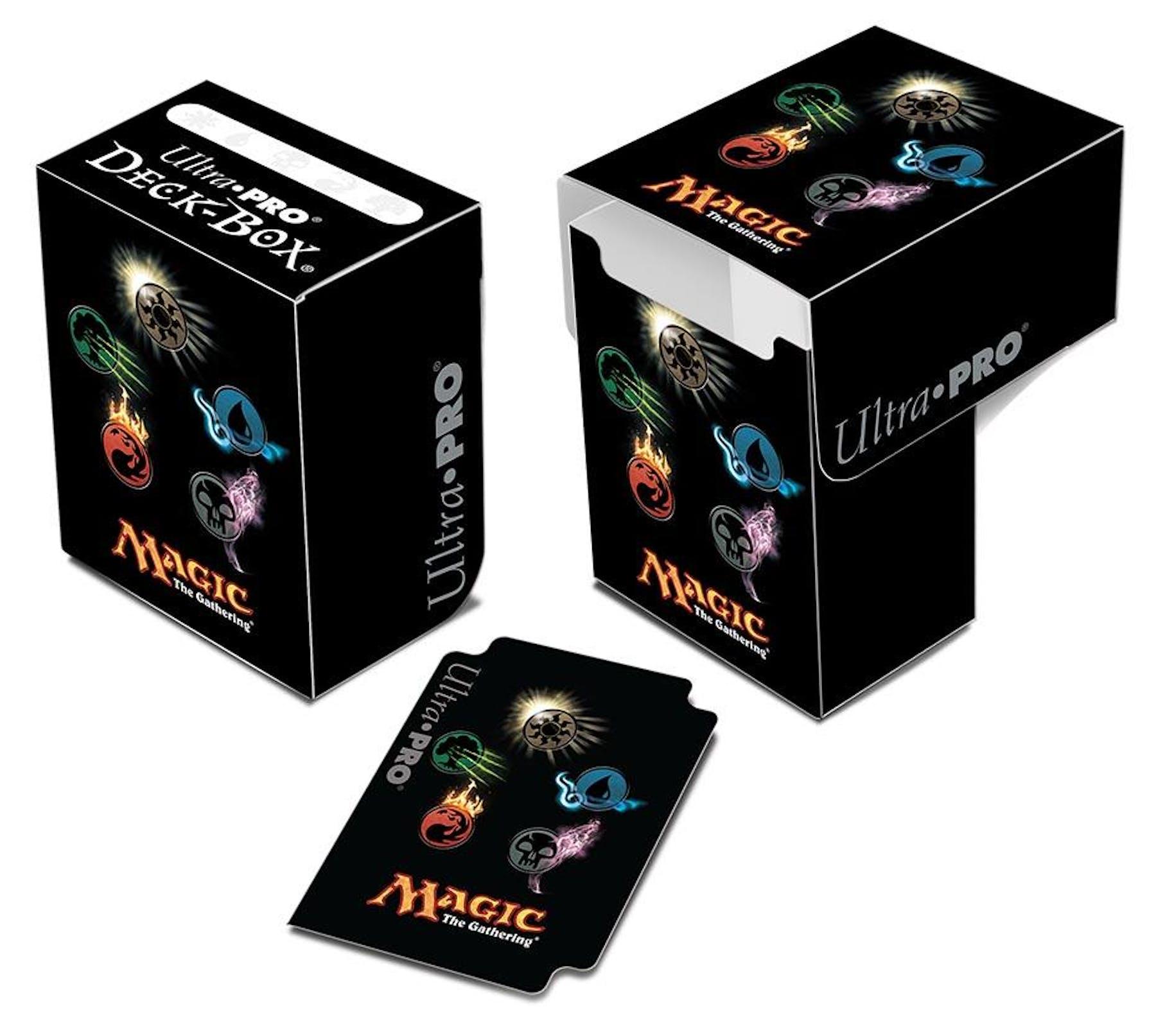 Ultra Pro Magic The Gathering Symbols Deck Box Da Card World