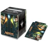 Ultra Pro Magic the Gathering Commander Riku of Two Reflections Deck Box