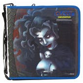 Ultra Pro Zippered Gaming 3-Ring Album with Vampire Art