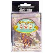 "Ultra Pro Gallery Series Elmore Art ""Horse Rider"" Deck Vault"