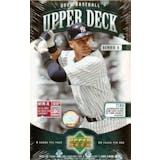 2006 Upper Deck Series 2 Baseball Hobby Box