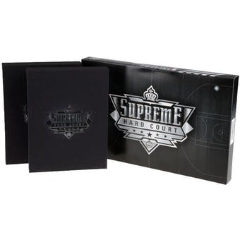 2017/18 Upper Deck Supreme Hard Court Basketball Hobby 10-Box Case- DACW Live 20 Spot Random Hit Break #11