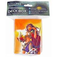 Ultra Pro Warrior Princess Queenie Deck Box
