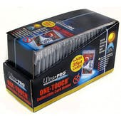 Ultra Pro 35pt. One Touch Magnetic Card Holder (25 Count Box)